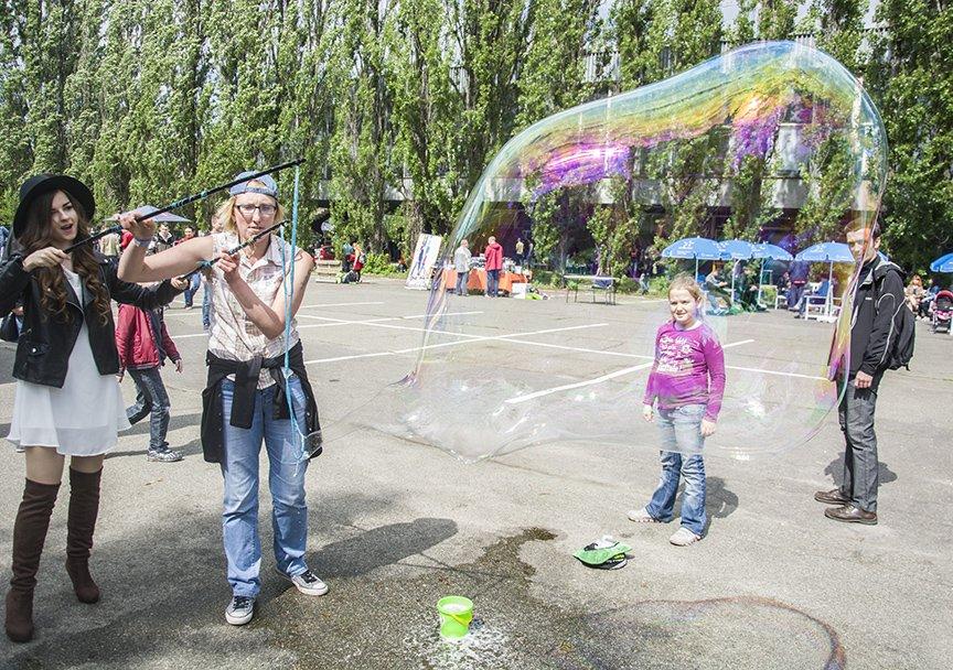Maker Faire: в Киеве проходит фестиваль технологий, изобретений и экспериментов (ФОТОРЕПОРТАЖ), фото-1