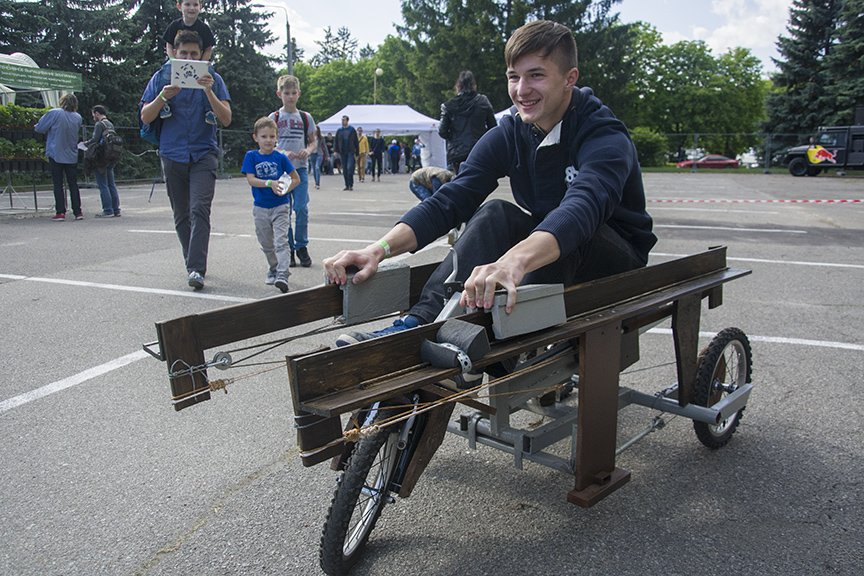 Maker Faire: в Киеве проходит фестиваль технологий, изобретений и экспериментов (ФОТОРЕПОРТАЖ), фото-2