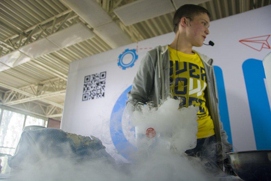 Maker Faire: в Киеве проходит фестиваль технологий, изобретений и экспериментов (ФОТОРЕПОРТАЖ), фото-14