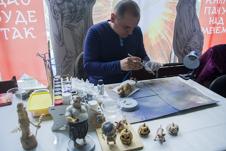 Maker Faire: в Киеве проходит фестиваль технологий, изобретений и экспериментов (ФОТОРЕПОРТАЖ), фото-6