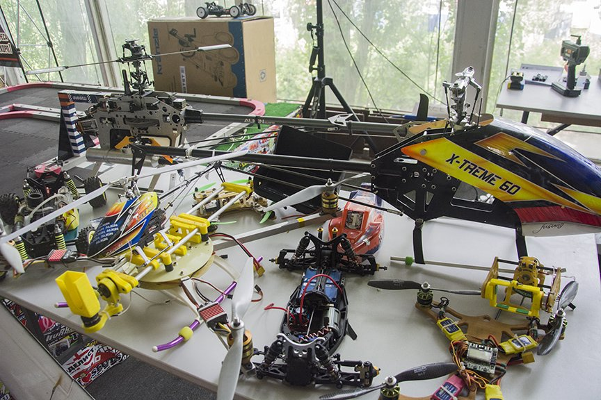 Maker Faire: в Киеве проходит фестиваль технологий, изобретений и экспериментов (ФОТОРЕПОРТАЖ), фото-7