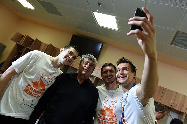 Как «Шахтер» прощался с Луческу (ФОТО), фото-8