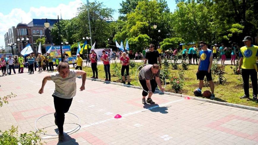 В Херсоне прошел Фестиваль семейного спорта (фото), фото-2