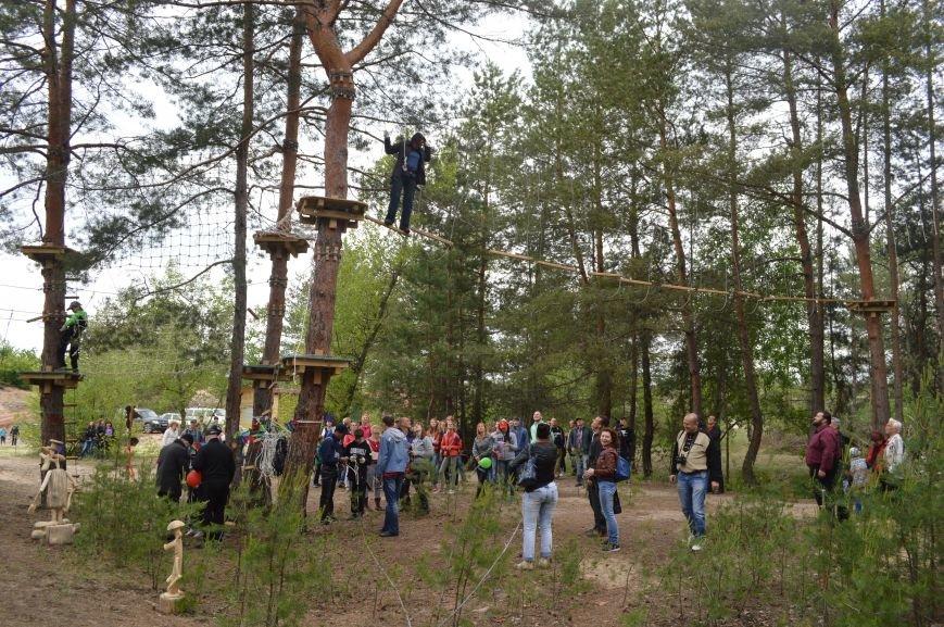 В Северодонецке открылся веревочный парк «Fiesta» (ФОТО), фото-4
