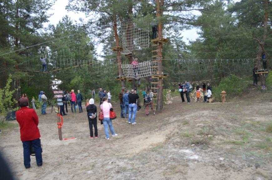 В Северодонецке открылся веревочный парк «Fiesta» (ФОТО), фото-7