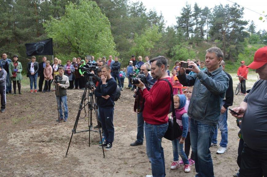 В Северодонецке открылся веревочный парк «Fiesta» (ФОТО), фото-1