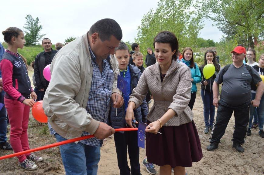 В Северодонецке открылся веревочный парк «Fiesta» (ФОТО), фото-2