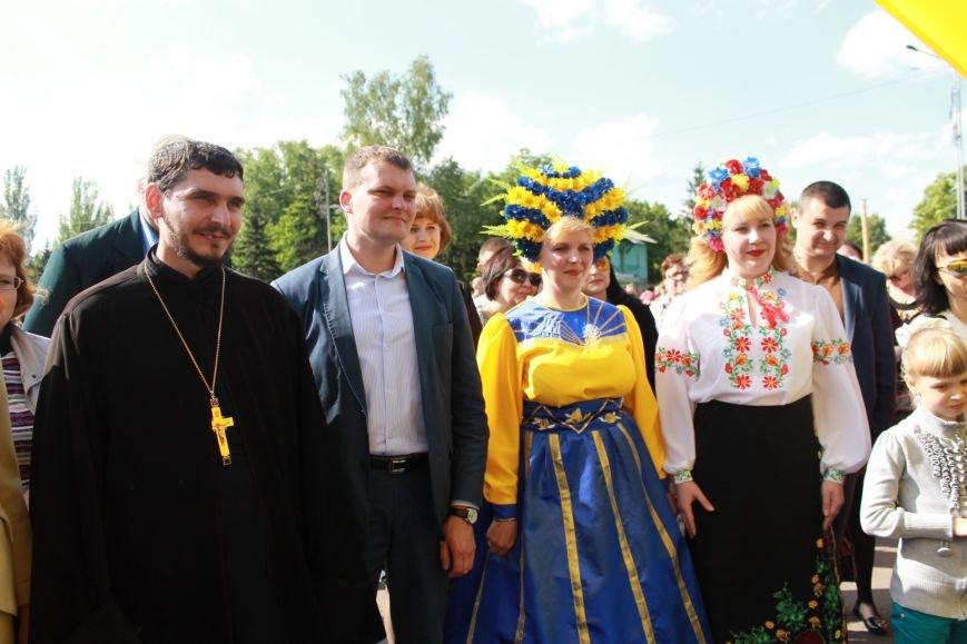 Единство культур и традиций -  День Европы в Доброполье (ФОТО), фото-4