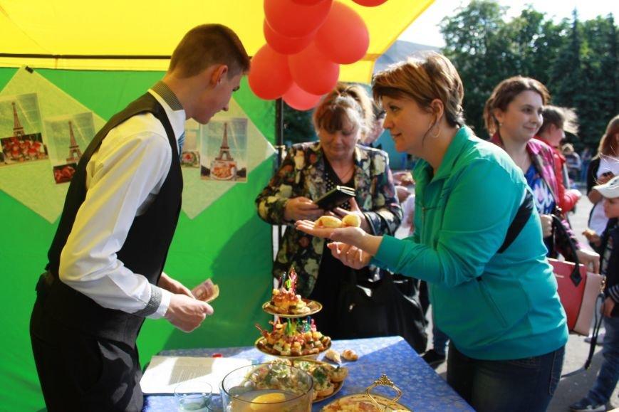 Единство культур и традиций -  День Европы в Доброполье (ФОТО), фото-6