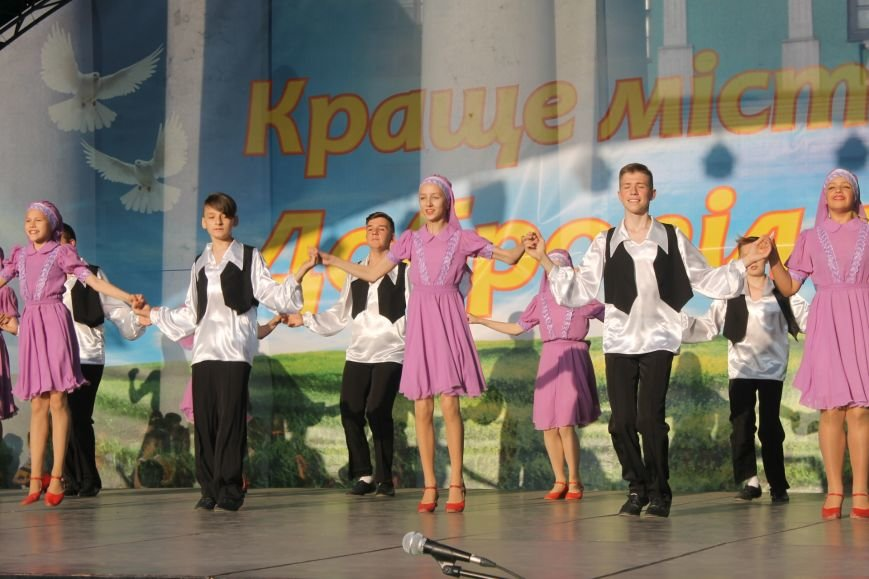 Единство культур и традиций -  День Европы в Доброполье (ФОТО), фото-9