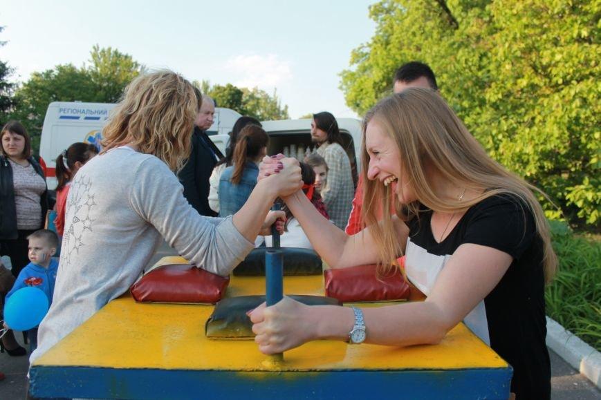 Единство культур и традиций -  День Европы в Доброполье (ФОТО), фото-11