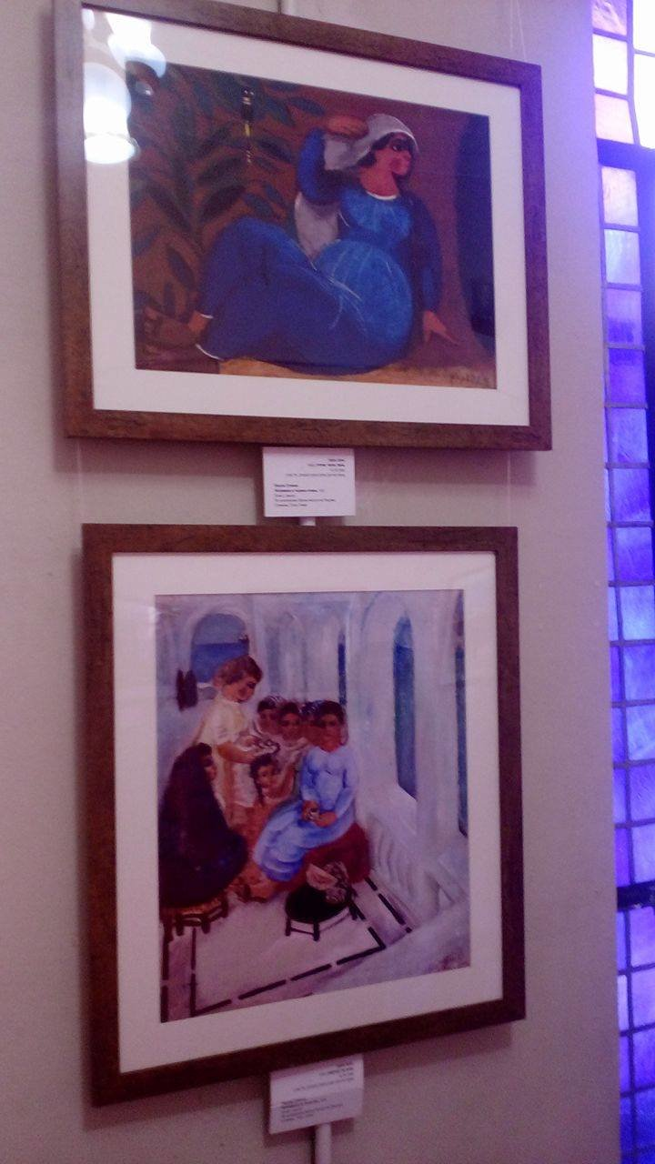 В Херсоне открылась выставка израильского художника, создавшего герб Тель-Авива и получившего премию Г.Х. Андерсена (фото), фото-6