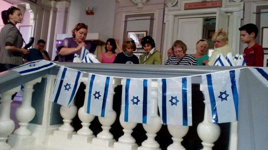 В Херсоне открылась выставка израильского художника, создавшего герб Тель-Авива и получившего премию Г.Х. Андерсена (фото), фото-2