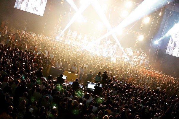 Группировка «Ленинград» взорвала концертом Ульяновск. ФОТО, фото-1