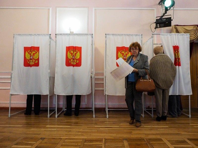 Владимир Владимиров проголосовал на предварительных выборах «Единой России», фото-3