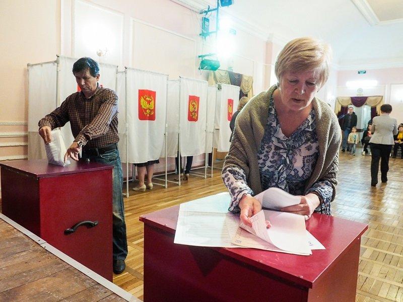 Владимир Владимиров проголосовал на предварительных выборах «Единой России», фото-2