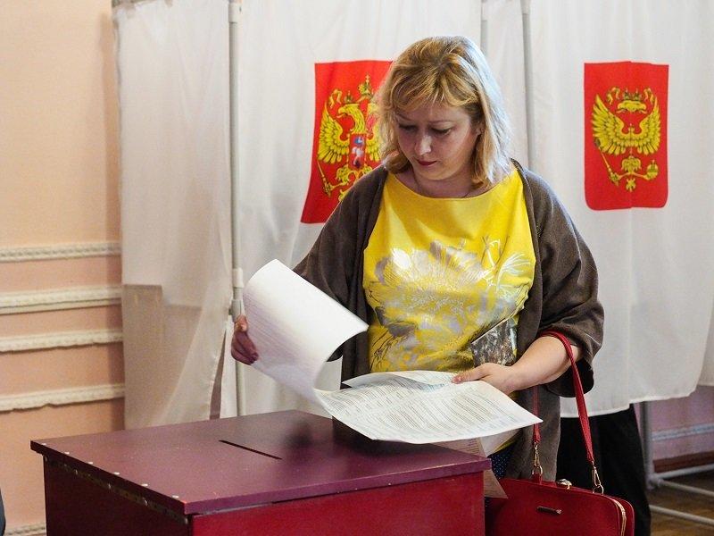 Владимир Владимиров проголосовал на предварительных выборах «Единой России», фото-1