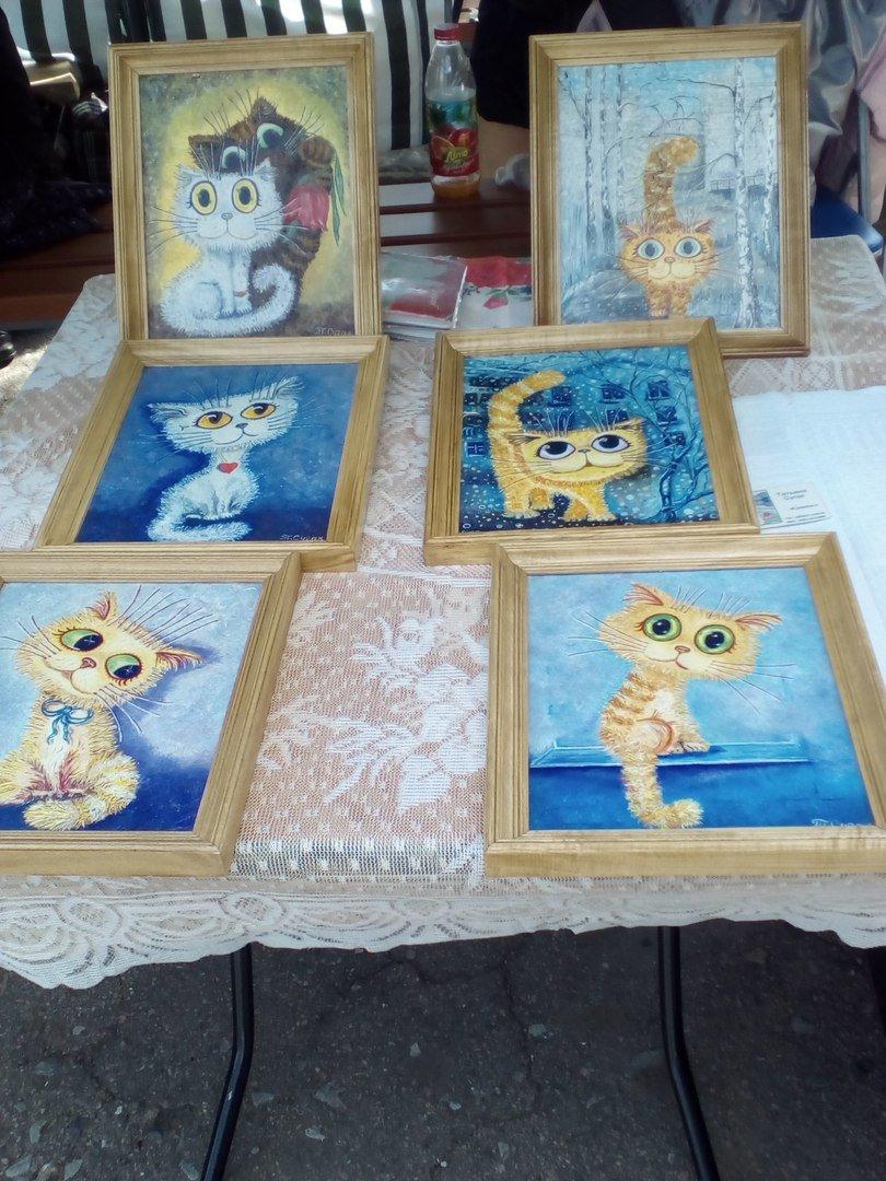 В Краматорске состоялся фестиваль Марии Примаченко, фото-1