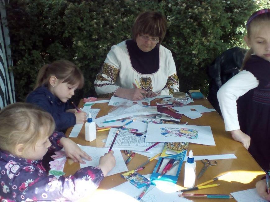 В Краматорске состоялся фестиваль Марии Примаченко, фото-5