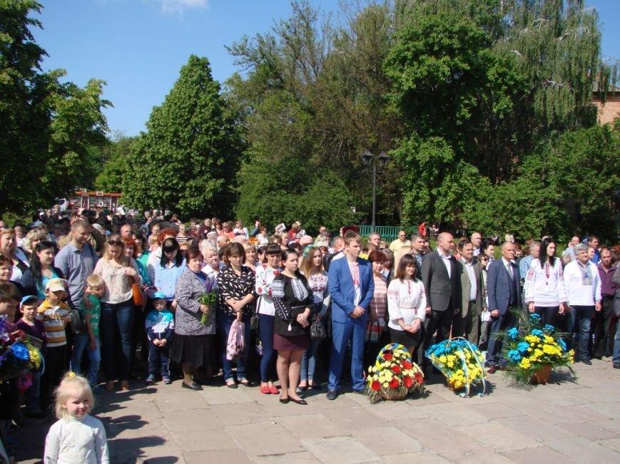 У Білій Церкві вшанували пам'ять Тараса Шевченка, фото-1