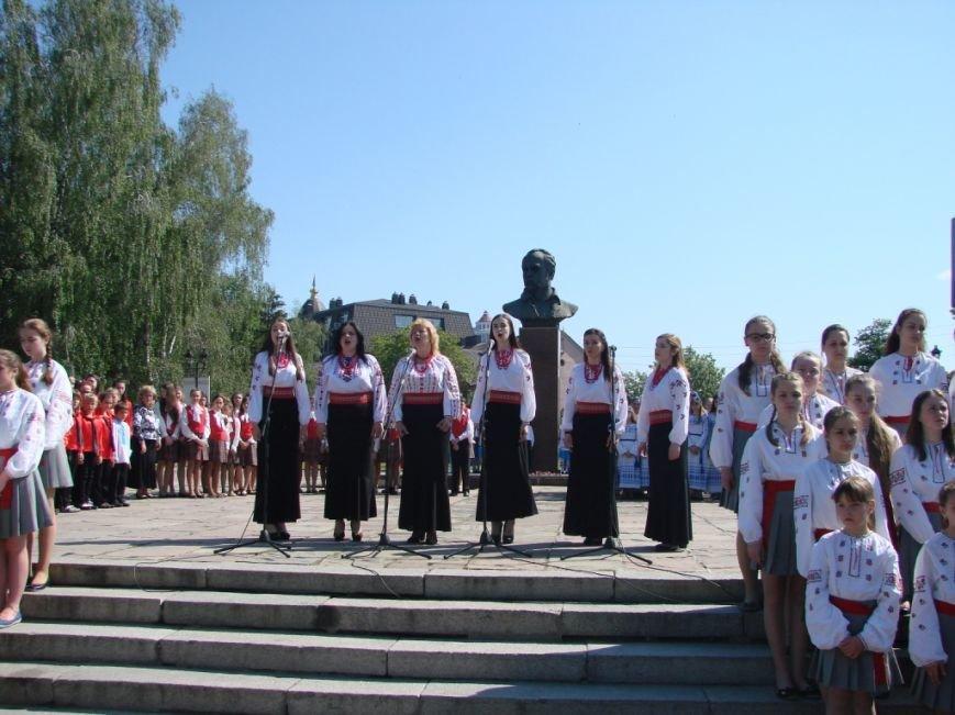 У Білій Церкві вшанували пам'ять Тараса Шевченка, фото-2