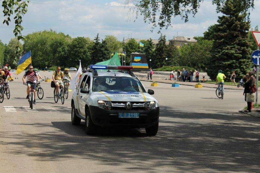 В Краматорске состоялся велодень, фото-3