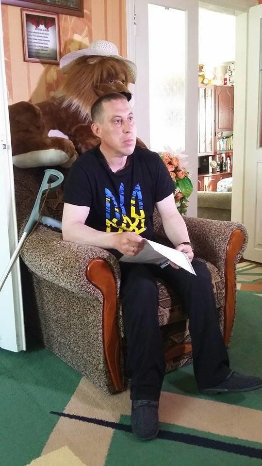 Фонд Сергея Кузьминых просит помочь спасти бойца 30-й бригады, фото-1