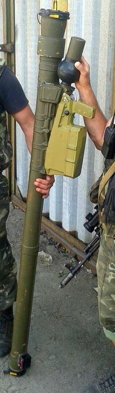 Два года назад под Краматорском спецназ захватил первый российский ПЗРК, фото-1