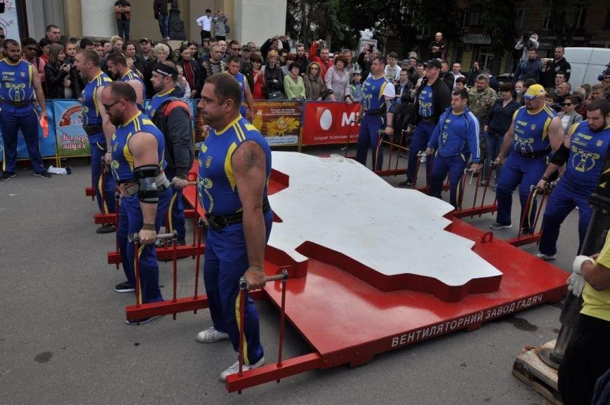 Мелитополец Валерий Газаев вместе с другими атлетами установил новый рекорд Украины, фото-1