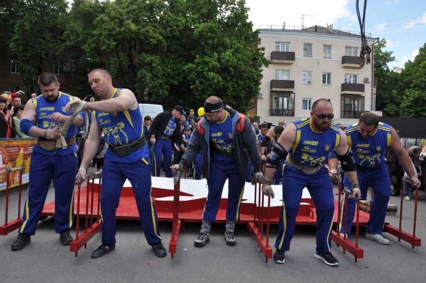 Мелитополец Валерий Газаев вместе с другими атлетами установил новый рекорд Украины, фото-2