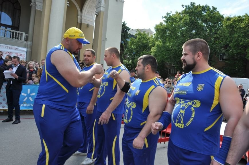 Мелитополец Валерий Газаев вместе с другими атлетами установил новый рекорд Украины, фото-3