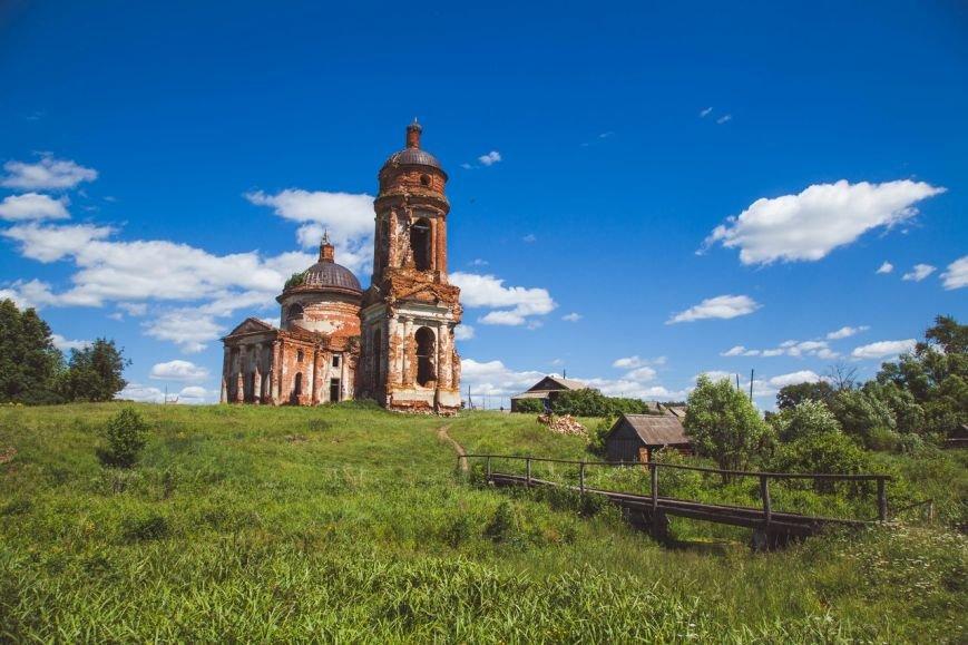 Ульяновский фотограф покажет красоту заброшенных храмов, фото-3