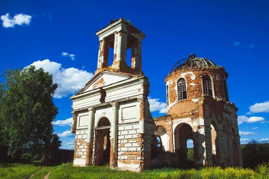 Ульяновский фотограф покажет красоту заброшенных храмов, фото-2