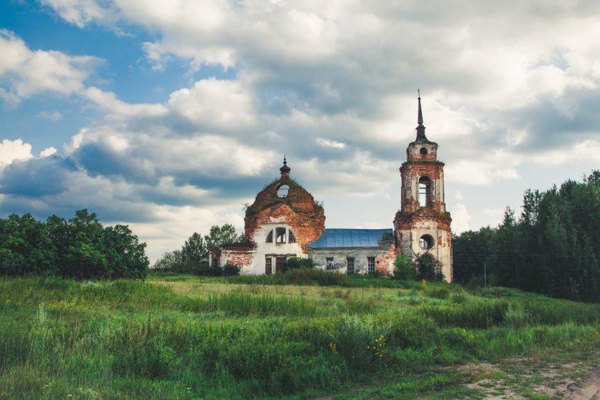 Ульяновский фотограф покажет красоту заброшенных храмов, фото-4