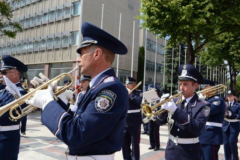 Делегация из Бахмута побывала на празднике Дня города в Каменец-Подольском, фото-5