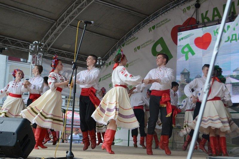 Делегация из Бахмута побывала на празднике Дня города в Каменец-Подольском, фото-9