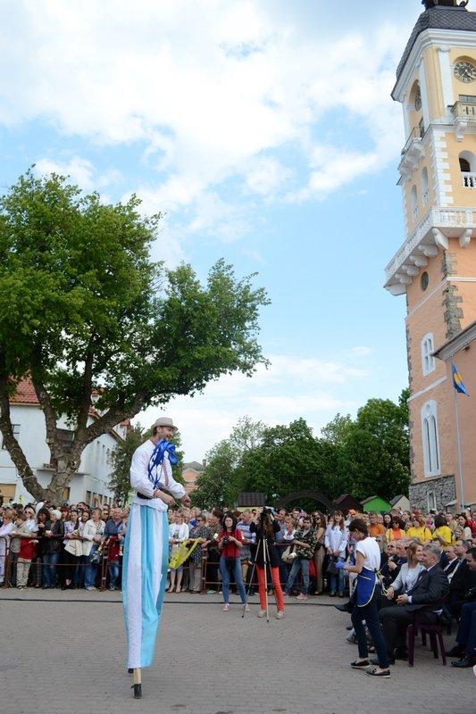 Делегация из Бахмута побывала на празднике Дня города в Каменец-Подольском, фото-8