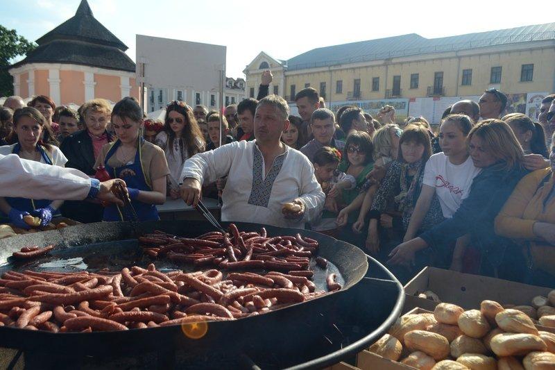 Делегация из Бахмута побывала на празднике Дня города в Каменец-Подольском, фото-7
