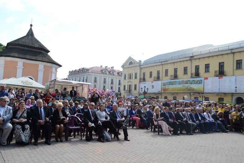 Делегация из Бахмута побывала на празднике Дня города в Каменец-Подольском, фото-10