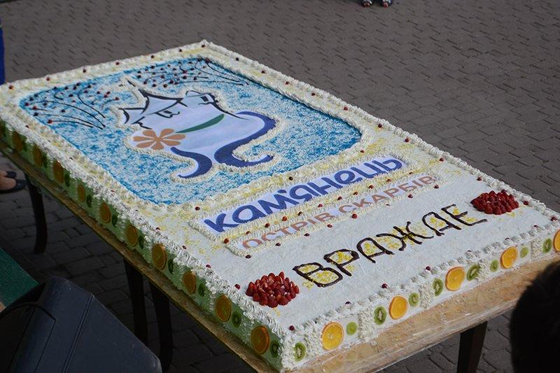 Делегация из Бахмута побывала на празднике Дня города в Каменец-Подольском, фото-6