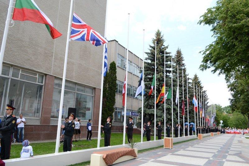 Делегация из Бахмута побывала на празднике Дня города в Каменец-Подольском, фото-1