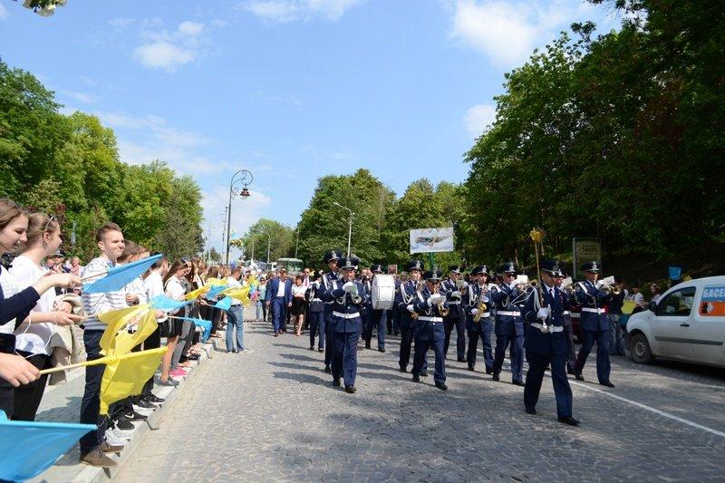 Делегация из Бахмута побывала на празднике Дня города в Каменец-Подольском, фото-3