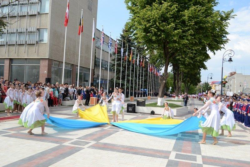 Делегация из Бахмута побывала на празднике Дня города в Каменец-Подольском, фото-2