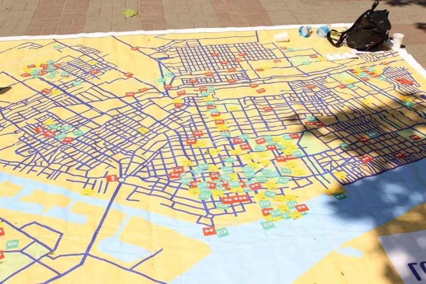 Херсонцы создавали модель города будущего, фото-1