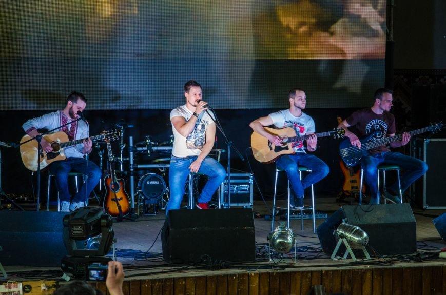"""Группа из Каменского """"Silver Town"""" выступила на фестивале """"Песни, рожденные в АТО"""", фото-4"""