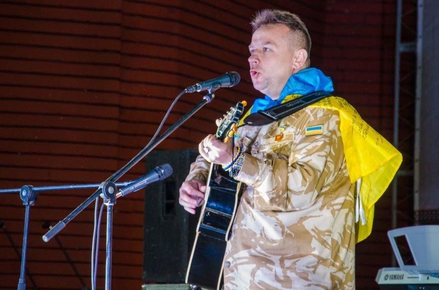 """Группа из Каменского """"Silver Town"""" выступила на фестивале """"Песни, рожденные в АТО"""", фото-6"""