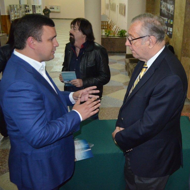 Микитась: «Кшиштоф Зануссі був вражений фільмом «Чорнобиль: Зона майбутнього», фото-4