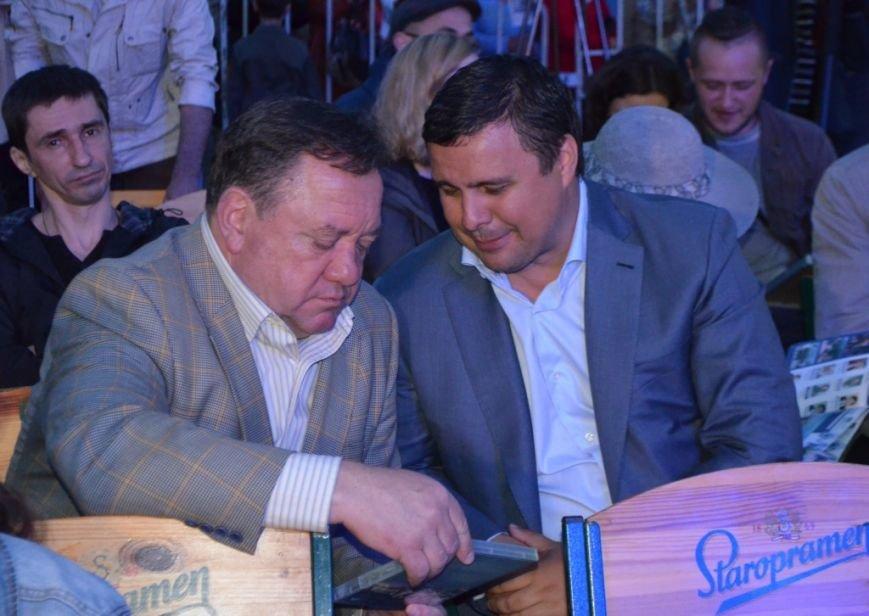 Микитась: «Кшиштоф Зануссі був вражений фільмом «Чорнобиль: Зона майбутнього», фото-1