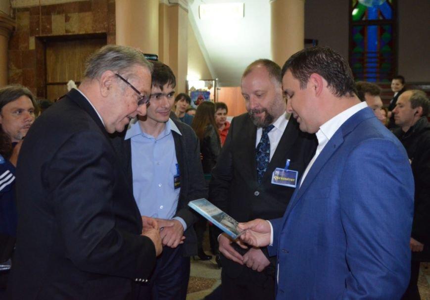 Микитась: «Кшиштоф Зануссі був вражений фільмом «Чорнобиль: Зона майбутнього», фото-3
