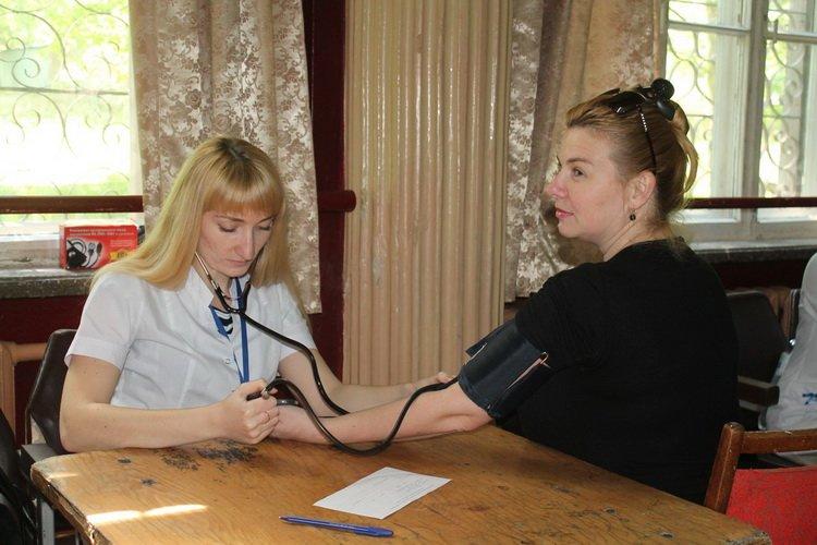 В Краматорске проверяют сахар в крови, фото-2